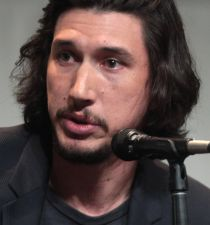 Adam Driver's picture