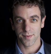 B. J. Novak's picture