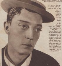 Buster Keaton's picture