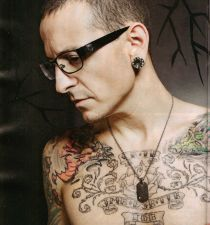 Chester Bennington's picture