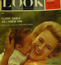 Clark Gable's picture