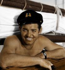 Clark James Gable's picture