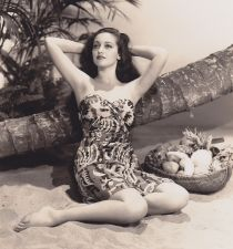 Dorothy Lamour's picture