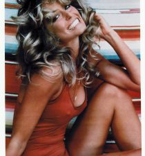 Farrah Fawcett's picture
