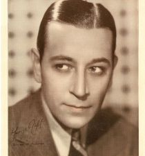 George Raft's picture