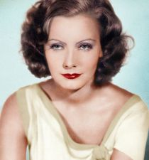 Greta Garbo's picture