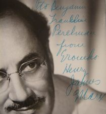 Groucho Marx's picture