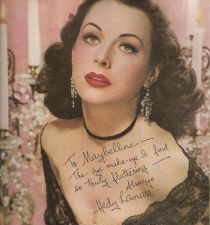 Hedy Lamarr's picture