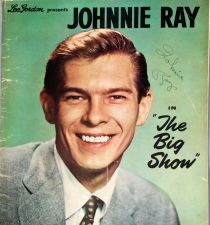 Johnnie Ray's picture