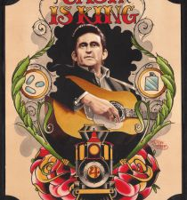 Johnny Cash's picture
