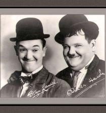 Laurel and Hardy's picture