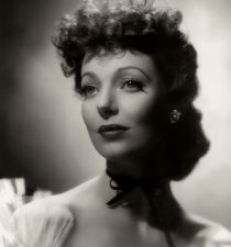 Loretta Young's picture