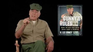 R Lee Ermey Tattoo Pictures of R. Lee Erm...
