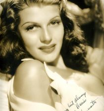 Rita Hayworth's picture