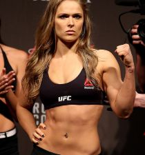 Ronda Rousey's picture