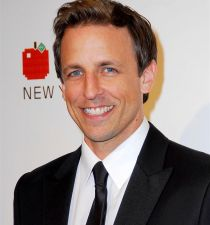 Seth Meyers's picture