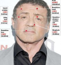 Sylvester Stallone's picture