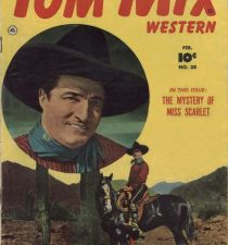 Tom Mix's picture