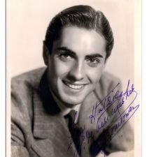 Tyrone Power's picture