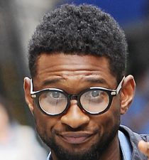 Usher (singer)'s picture