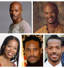 Wayans family's picture
